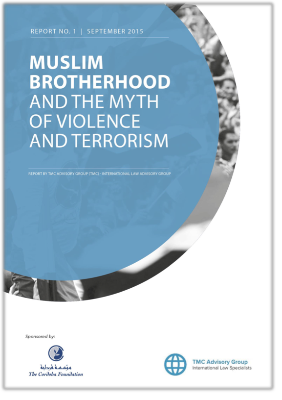 (New Report) Muslim Brotherhood and the Myth of Violence and Terrorism