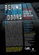 Seminar: Behind Closed Doors