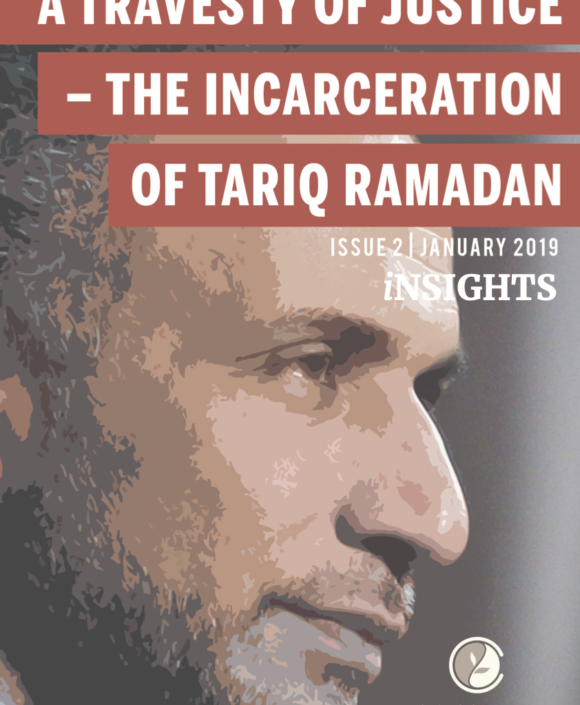 A TRAVESTY OF JUSTICE – THE INCARCERATION OF TARIQ RAMADAN