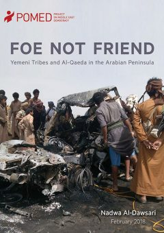FOE NOT FRIEND Yemeni Tribes and Al-Qaeda in the Arabian Peninsula (AQAP)