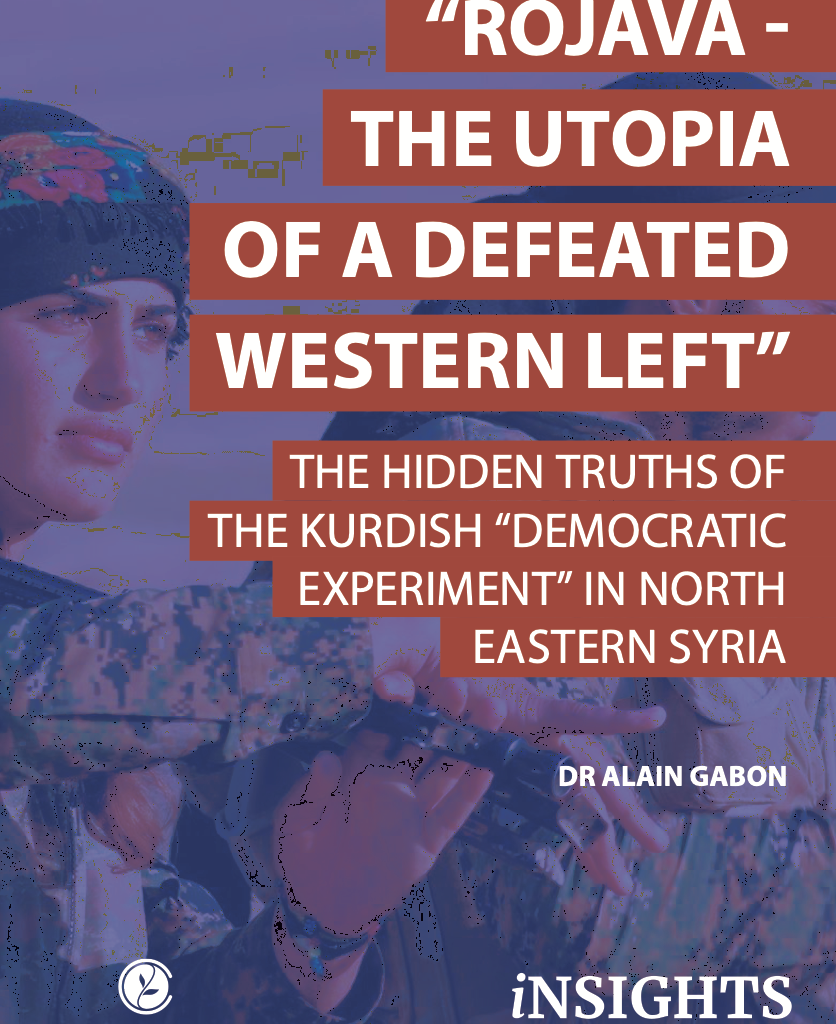 ROJAVA – THE UTOPIA OF A DEFEATED WESTERN LEFT