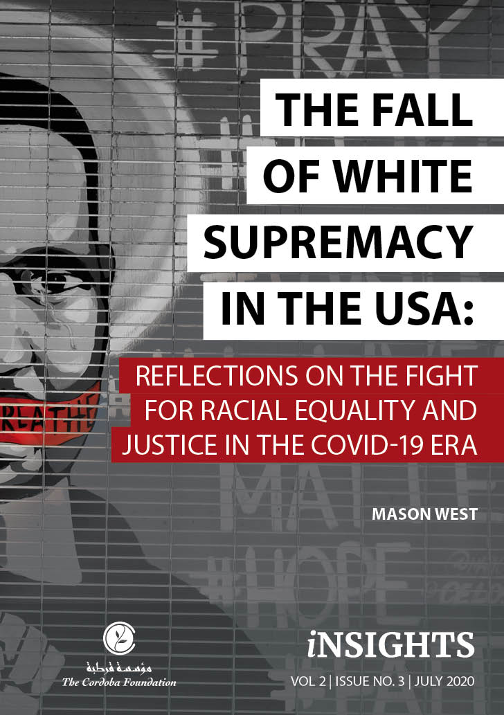THE FALL OF WHITE SUPREMACY IN THE USA