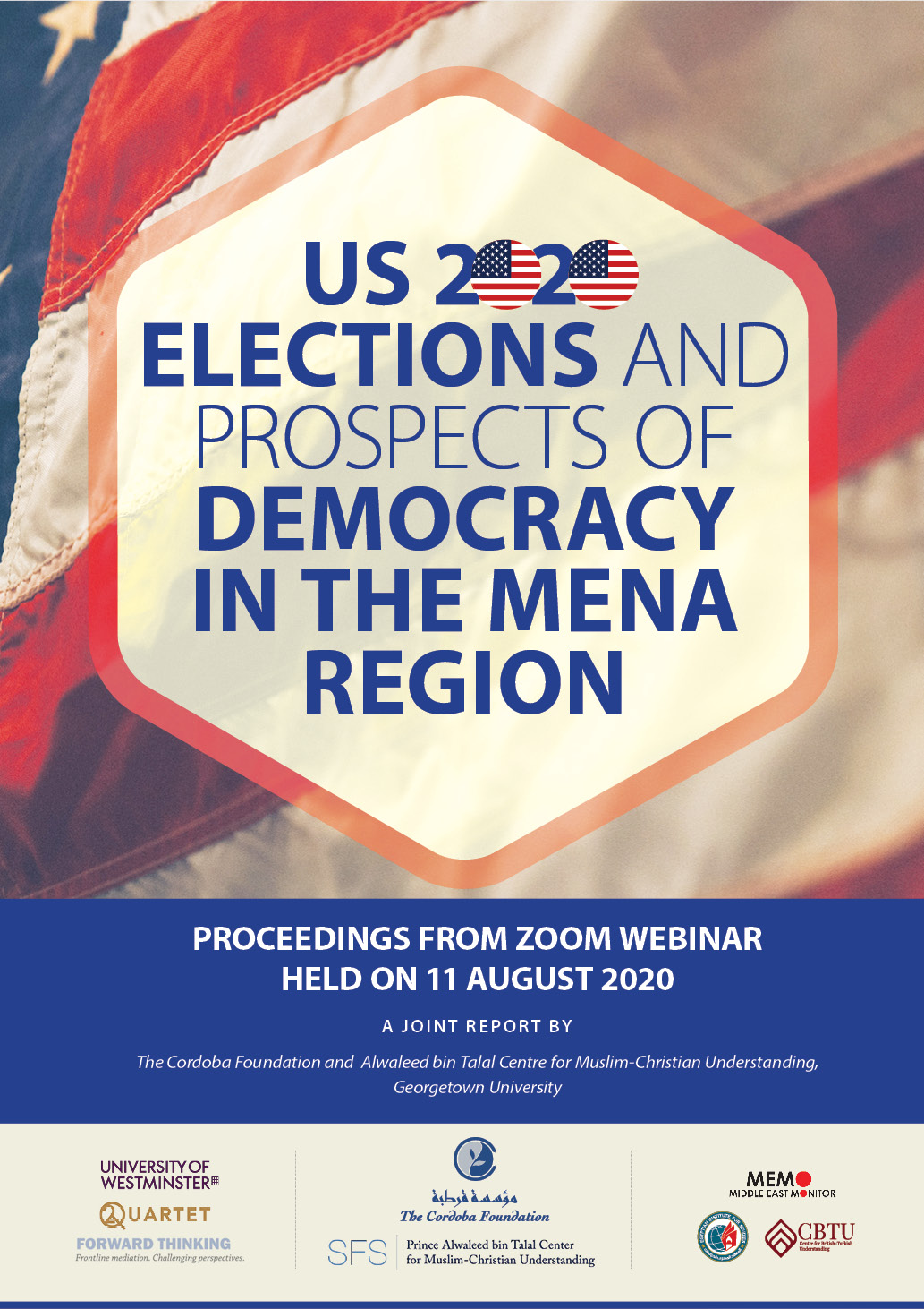 Webinar Report: US 2020 Elections and Prospects of Democracy in the MENA Region