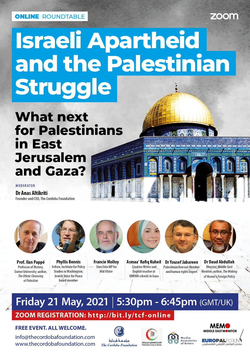 Israeli Apartheid and the Palestinian Struggle