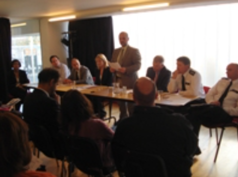 Event Report: Meeting on Tackling Community Concerns