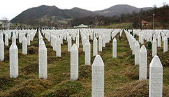 Event Report: Attending the Srebrenica Memorial Day