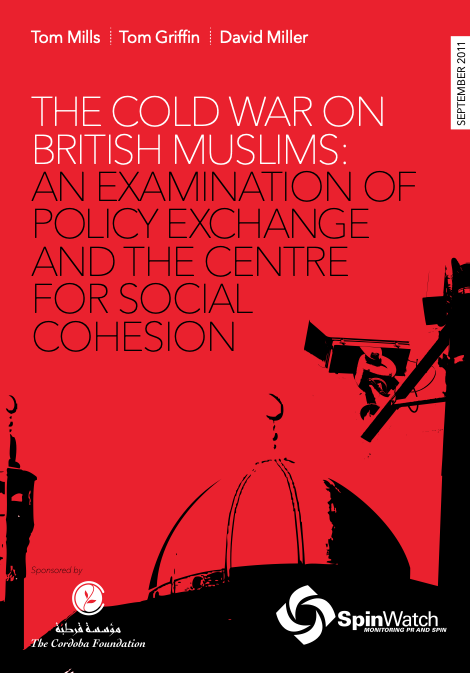 Research Report: The Cold War on British Muslims