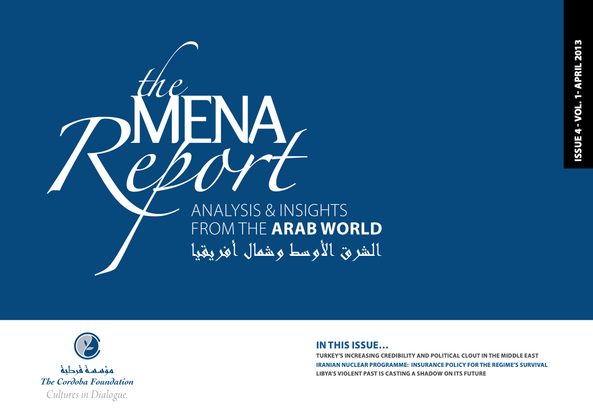 The MENA Report – Analysis and Insights from the Arab World (Vol1 Issue 4)