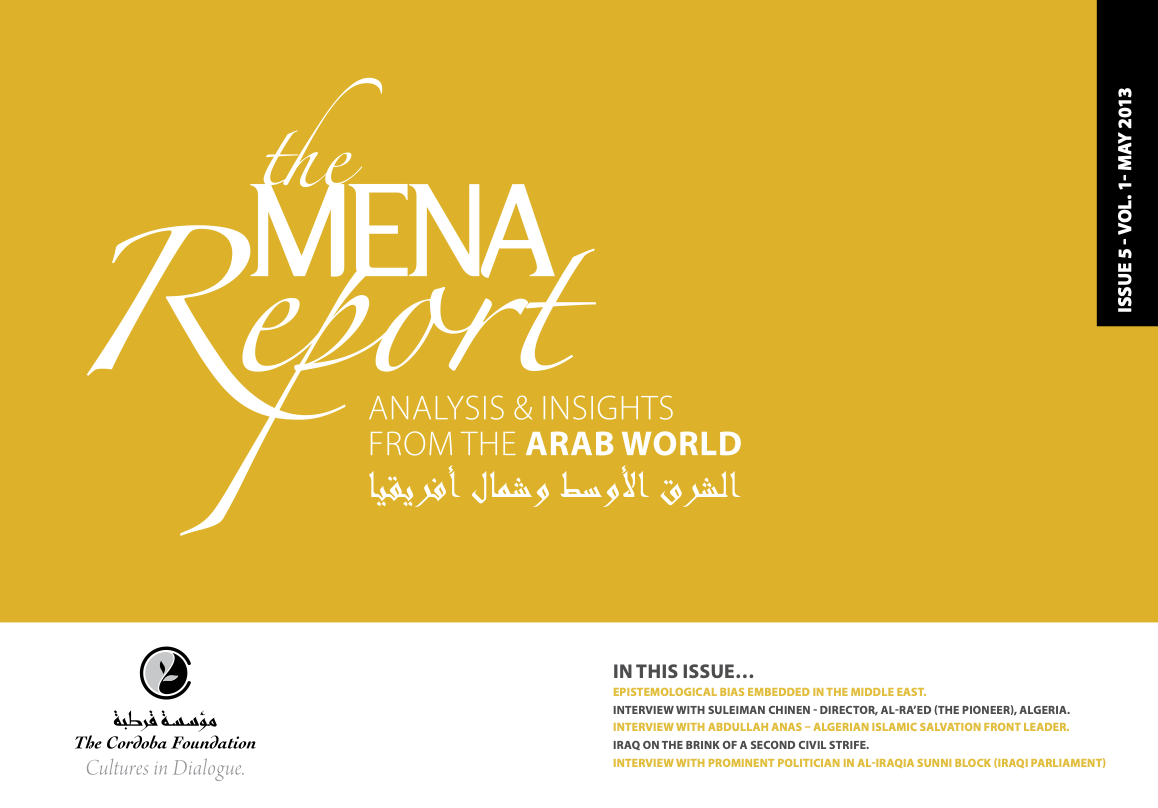 The MENA Report – Analysis and Insights from the Arab World (Vol1 Issue 5)