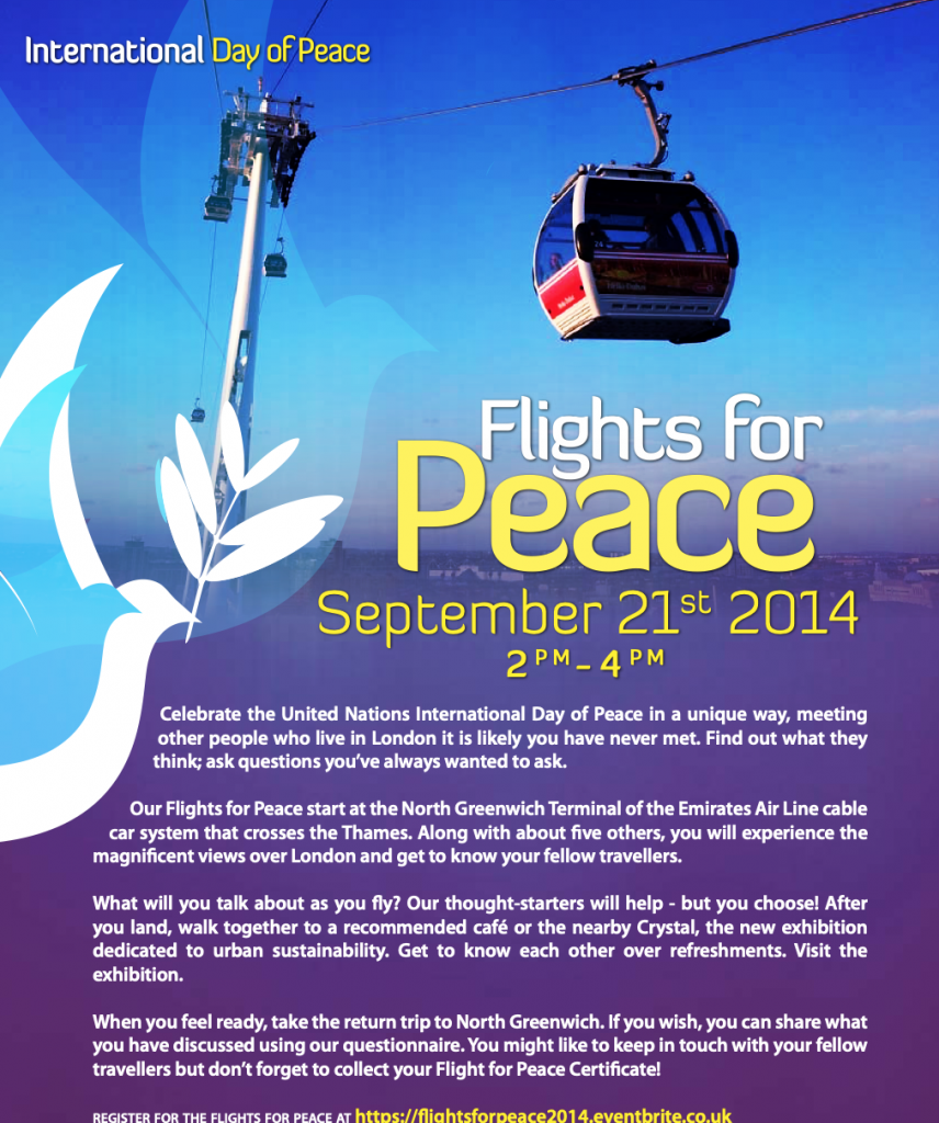 Flights for Peace