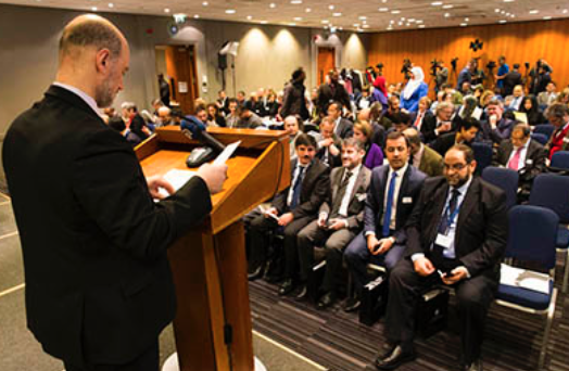 Islam and Democracy National Conference – London, 2015
