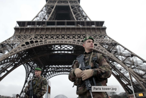 Reflections on the Paris Attacks