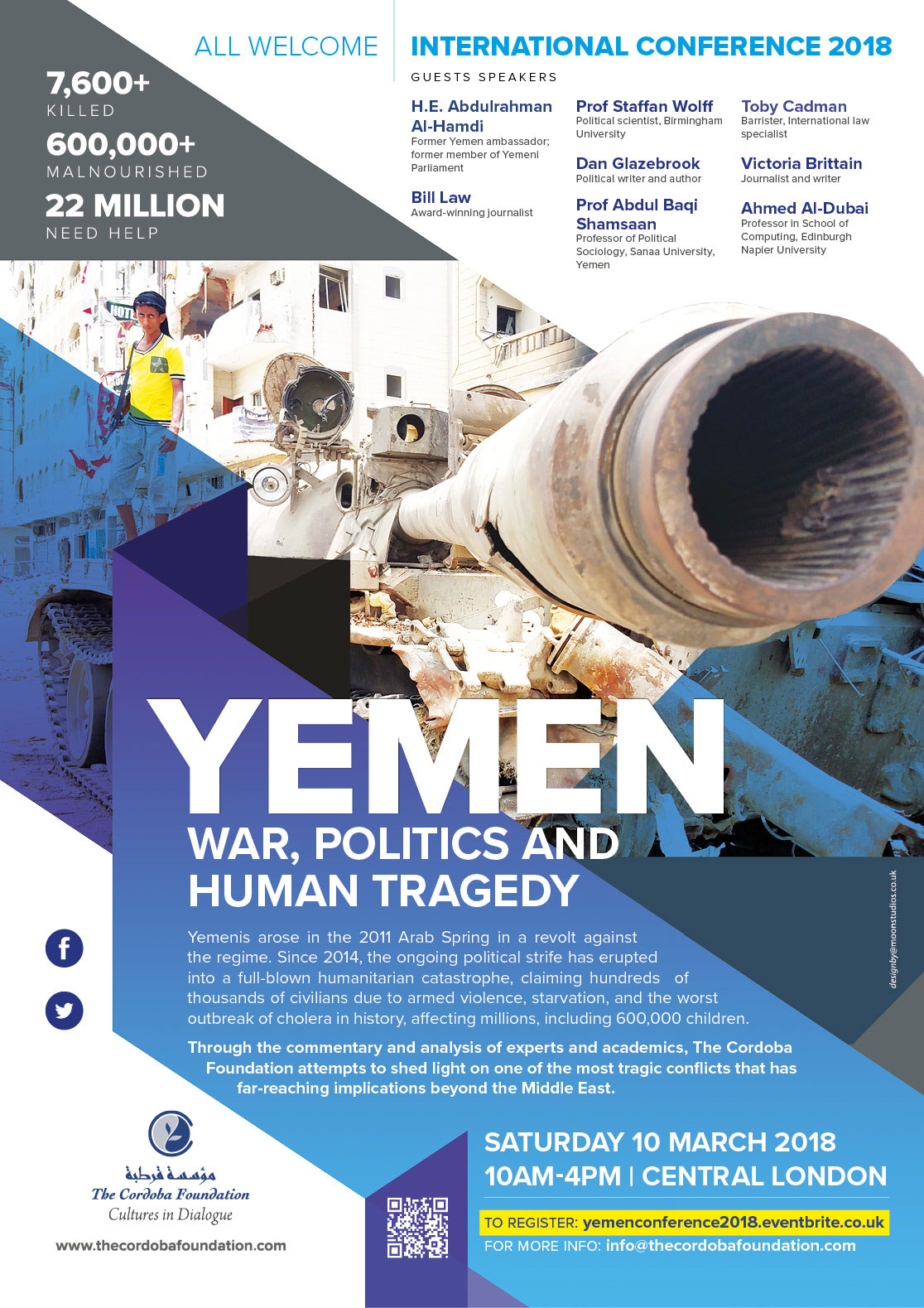 YEMEN: WAR, POLITICS AND HUMAN TRAGEDY