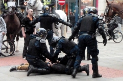 A Protean Riot requires a Protean Response