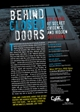 Seminar: Behind Closed Doors