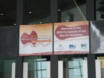 News Item: Call for Action from the Parliament of Religions