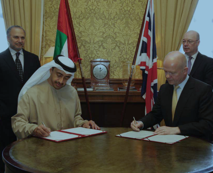 The UAE Lobby: SubvertingBritish democracy?