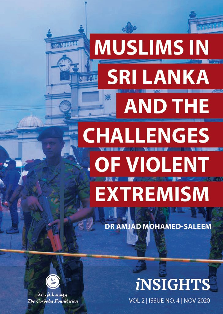MUSLIMS IN SRI LANKA AND THE CHALLENGES OF VIOLENT EXTREMISM